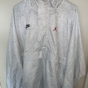 Men's 2XL Nike Air Jordan Windbreaker